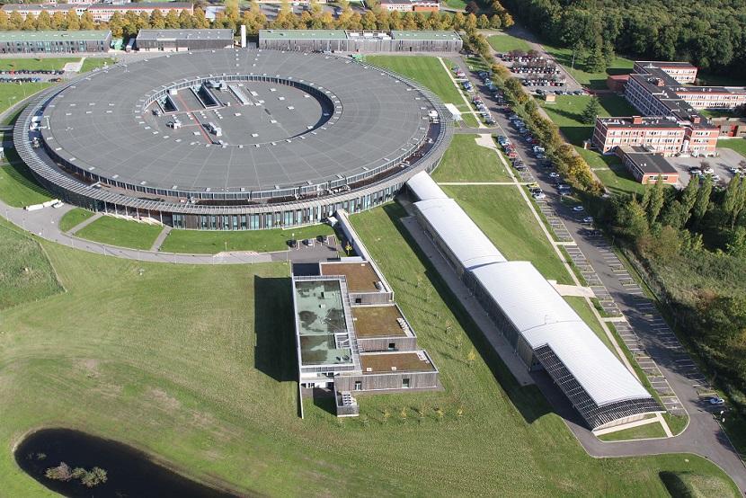 Synchrotron Soleil (FR) – The synchrotron beam
