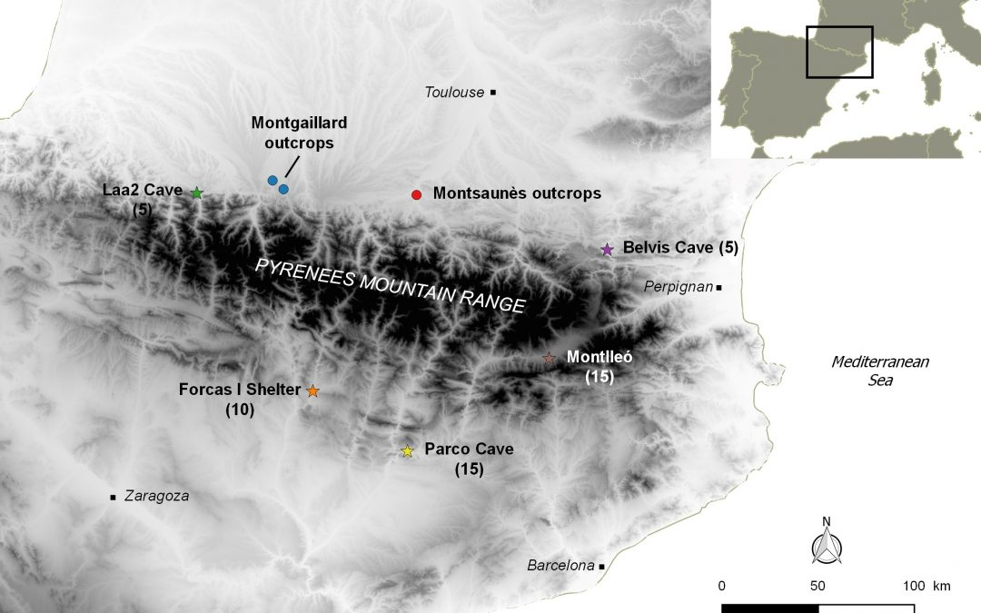 ChertPIXE: The geochemical characterization of chert by PIXE: a key to understand human mobility in the Pyrenees during the Prehistory