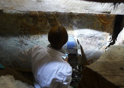 IHFMCOS: Investigating hidden and forgotten medieval mural paintings in the church attics of Östergötland (Sweden)