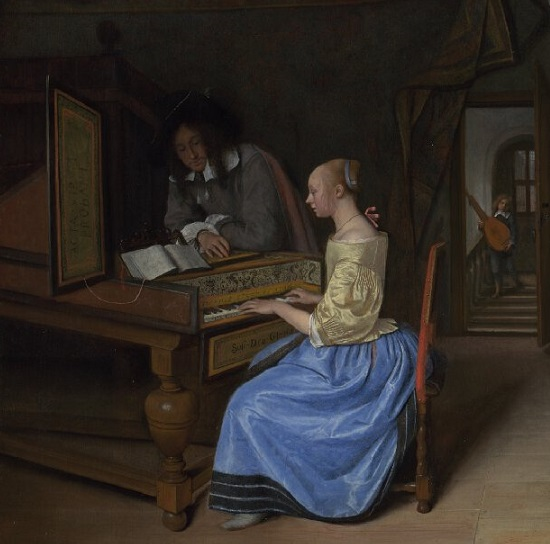 Localising materials and techniques in the Northern Netherlands: Establishing a chronology for Jan  Steen.