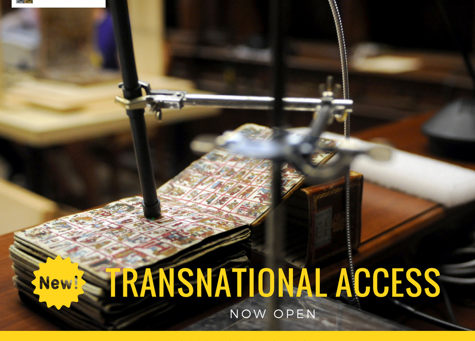 IPERION CH Transnational Access – 7th call for proposals – OPEN