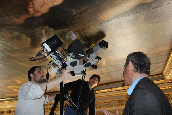 RUBENS-TCR-BHW – Banqueting House Whitehall Rubens Ceiling Paintings Technical Conservation Research