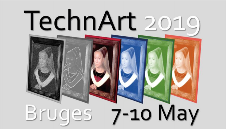 TECHNART 2019: the European conference on the use of Analytical methods for Characterization of Works of Art