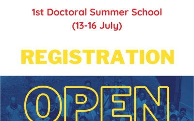 IPERION HS 1st Doctoral Summer School – July 13-16, 2021 – REGISTRATION OPEN