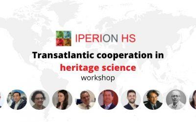 "Workshop ""Transatlantic cooperation in heritage science"" – report"