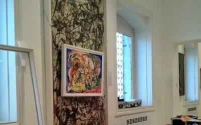 MoLab: Exploring Pollock's Alchemy – February 2015