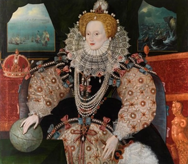 Conserved Armada Portrait returns to display at Queen's House