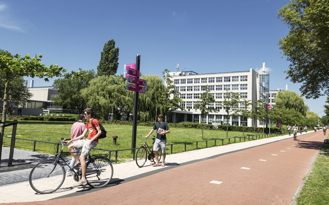 Ph.D. position at TU Delft University of Technology (NL)