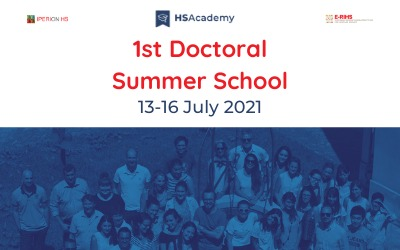 IPERION HS opens the 1st Doctoral Summer School – Online from 13 to 16 July, 2021