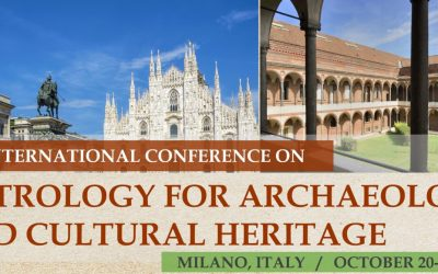 International Conference Metrology for Archeology and Cultural Heritage 2021 – Milan, 20 – 22 October – Deadline Call for papers 31 May 2021